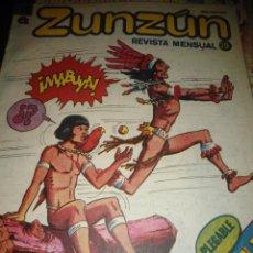 Cómics: CUBA. ZUNZÚN. Nº 79. JULIO, 1988.. Lote 148221486