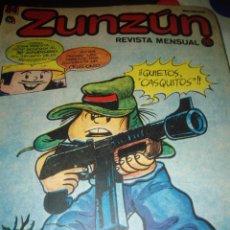 Cómics: CUBA. ZUNZÚN. Nº 84. DICIEMBRE, 1988.. Lote 148221814