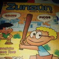 Cómics: CUBA. ZUNZÚN. Nº 60. SEPTIEMBRE, 1986.. Lote 148222242