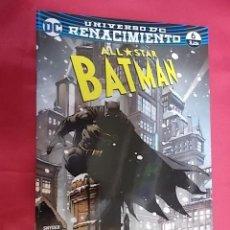 Cómics: ALL STAR BATMAN. Nº 7. UNIVERSO DC RENACIMIENTO. ECC. Lote 148235022