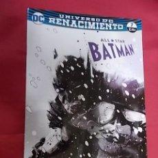 Cómics: ALL STAR BATMAN. Nº 7. UNIVERSO DC RENACIMIENTO. ECC. Lote 148235130