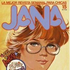 Cómics: JANA - REVISTA SEMANAL PARA CHICAS- Nº 15- PURITA CAMPOS- COMOS-M.BARRERA-1983-REGULAR-LEAN-0068. Lote 148238674