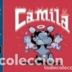 Cómics: CAMILA, PEQUEÑA BESTIA PARDA (ALEX FITO) EDT -CARTONE - IMPECABLE - OFI15. Lote 148239030