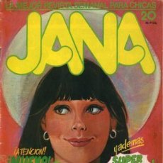 Cómics: JANA - REVISTA SEMANAL PARA CHICAS- Nº 20 - PURITA CAMPOS- COMOS-M.BARRERA-1983-MUY BUENO-LEAN-0070. Lote 148239778