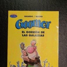 Cómics: GOOMER EL GORRÓN DE LAS GALAXIAS. Nº 2. DE RICARDO Y NACHO. FANS. (ENVÍO 2,30€). Lote 148248294