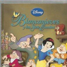 Cómics: COMIC DISNEY TAPA DURA EL PAIS BLANCANIEVES. Lote 148346130