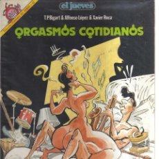 Cómics: EL JUEVES ORGASMOS COTIDIANOS N,42. Lote 148365126
