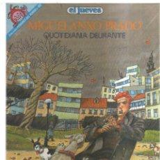 Cómics: EL JUEVES N,40 MIGUELLANXO PRADO. Lote 148365406