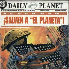 Cómics: SUPERMAN, SALVEN AL PLANETA, TOMO ÚNICO. Lote 148378414