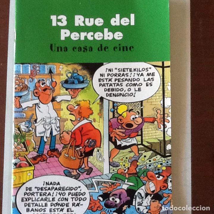 13 RUE DEL PERCEBE UNA CASA DE CINE (Tebeos y Comics Pendientes de Clasificar)