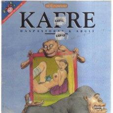 Cómics: EL JUEVES N,122 KAFRE. Lote 148443130