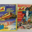 Cómics: LOTE ANTIGUAS REVISTAS ZX SPECTRUM. Lote 148444502