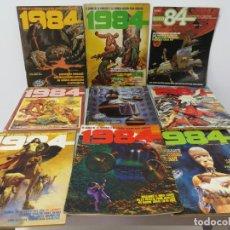 Cómics: LOTE COMICS 1984. Lote 148446542