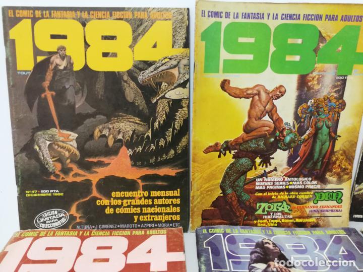 Cómics: LOTE COMICS 1984 - Foto 2 - 148446542