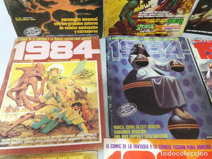Cómics: LOTE COMICS 1984 - Foto 3 - 148446542