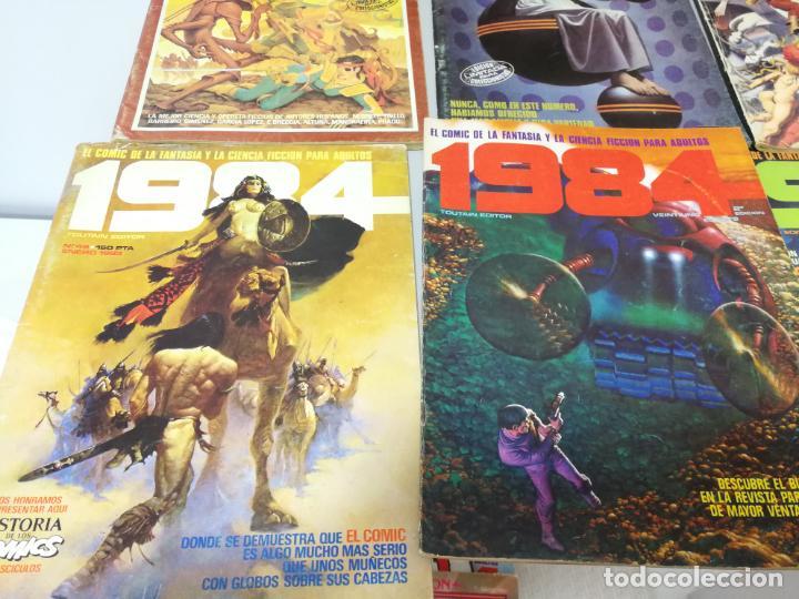 Cómics: LOTE COMICS 1984 - Foto 4 - 148446542