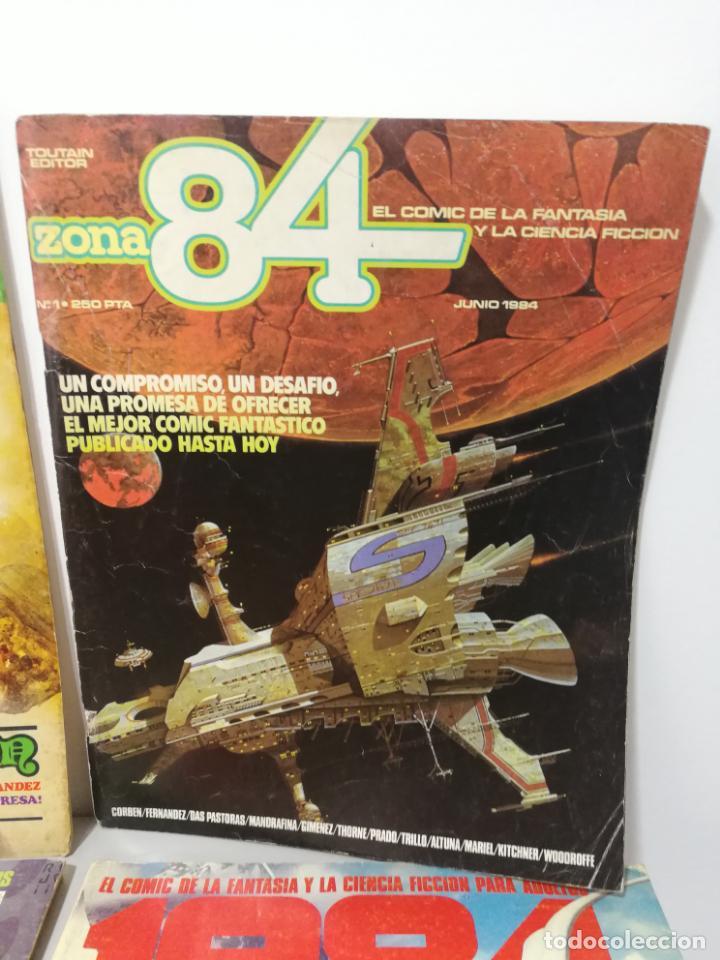 Cómics: LOTE COMICS 1984 - Foto 5 - 148446542