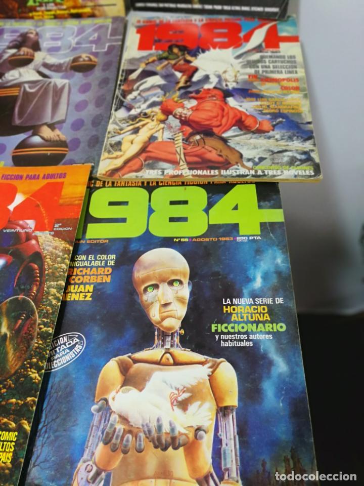 Cómics: LOTE COMICS 1984 - Foto 6 - 148446542