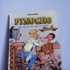 Cómics: PINOCHO. CHIQUI DE LA FUENTE. ED.LAROUSSE 1985. Lote 148446882