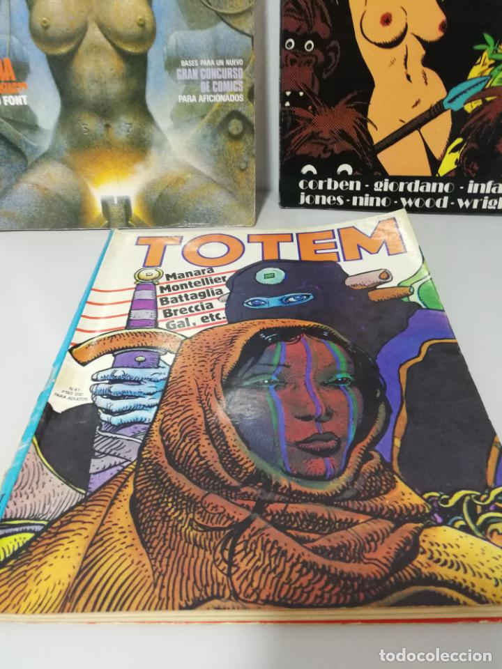 Cómics: LOTE COMICS TOTEM - Foto 4 - 148497198