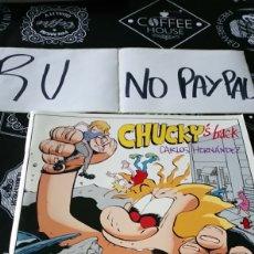 Cómics: CHUCKY, S BACK CARLOS HERNÁNDEZ. Lote 148557336