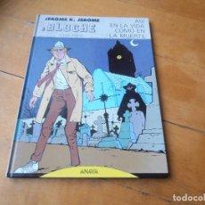Cómics: JEROME K. JEROME BLOCHE. Nº 3,. ANAYA. 1ª EDICIÓN. TAPA DURA.. Lote 148563806
