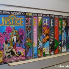 Cómics: JUSTICE COMPLETA 12 NUM. FORUM OFERTA. Lote 148564570