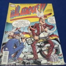 Cómics: COMIC REVISTA Nº 17 ( AL ATAQUE CON POSTER ) 1993 DE ALFONSO ARUS. Lote 148831566
