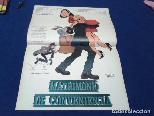 Cómics: COMIC REVISTA Nº 18 ( AL ATAQUE CON POSTER ) 1993 DE ALFONSO ARUS - Foto 2 - 148831934