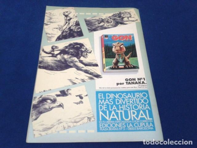 Cómics: COMIC REVISTA Nº 18 ( AL ATAQUE CON POSTER ) 1993 DE ALFONSO ARUS - Foto 3 - 148831934