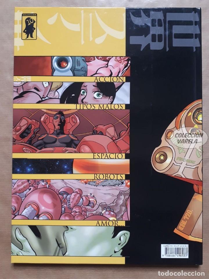 Cómics: Ari - La salvadora del universo - Tomo 1 - De niña a mujer - Migoya y Man - Glenat - JMV - Foto 2 - 148946358