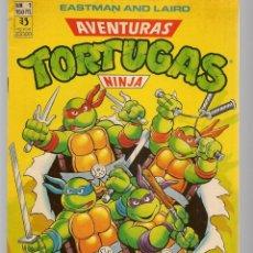 Cómics: AVENTURAS TORTUGAS NINJA. EASTMAN AND LAIRD. Nº 1. (RF.MA)Ñ5. Lote 148966162