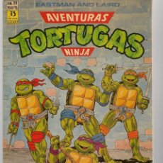 Cómics: AVENTURAS TORTUGAS NINJA. Nº 20. EASTMAN AND LAIRD. . (RF.MA)Ñ5. Lote 148967222