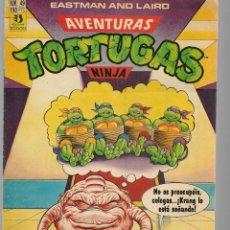 Cómics: AVENTURAS TORTUGAS NINJA. Nº 49. EASTMAN AND LAIRD. . (RF.MA)Ñ5. Lote 148969166