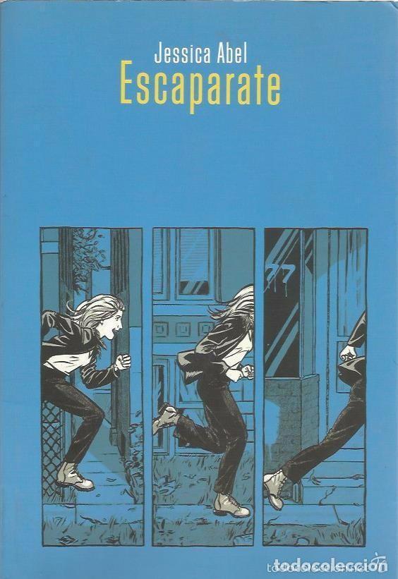 ESCAPARATE (JESSICA ABEL) ASTIBERRI - BUEN ESTADO - OFI15T (Tebeos y Comics - Comics otras Editoriales Actuales)
