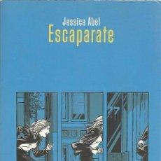 Cómics: ESCAPARATE (JESSICA ABEL) ASTIBERRI - BUEN ESTADO - OFI15T. Lote 149189434