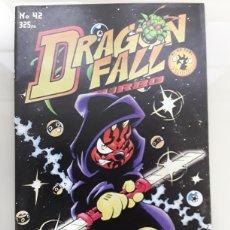 Comics : COMICS DRAGON FALL NUMERO 42 HELIOPOLIS CAMALEON EDICIONES. Lote 254621330