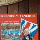 Cómics: COSAS DE CANARIAS - NELSON Y TENERIFE - COMICS COLOR. Lote 149220242