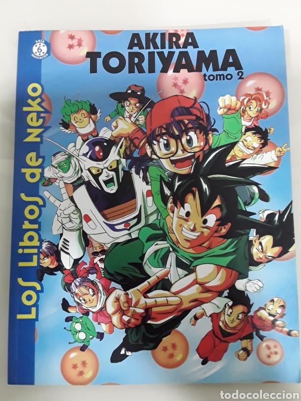 LOS LIBROS DE NEKO - AKIRA TORIYAMA - BOLA DE DRAGON TOMO 2 (Tebeos y Comics Pendientes de Clasificar)