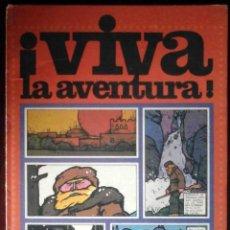 Cómics: VIVA LA AVENTURA - ESCO 1979 - TAPA DURA.. Lote 149265134