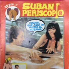 Comics : SUBAN PERISCOPIO Nº2. Lote 149307376