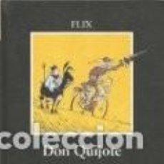 Cómics: DON QUIJOTE (FLIX) DIBBUKS - CARTONE - BUEN ESTADO - OFI15T. Lote 149351638