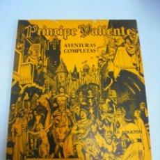 Cómics: PRINCIPE VALIENTE. FASCICULO 1. AVENTURAS COMPLETAS. HEROES DEL COMIC. DEL Nº 1 AL 6.. Lote 149431442