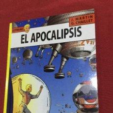 Cómics: NETCOM2 LEFRANC EL APOCALIPSIS TOMO 10 MUY BUEN ESTADO. Lote 273669468