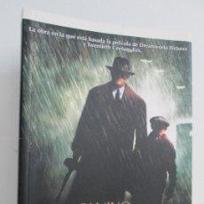 Cómics: CAMINO A LA PERDICION. MAX ALLAN COLLINS. RICHARD PIERS RAYNER. EDITORIAL DOLMEN 2002.. Lote 149723802