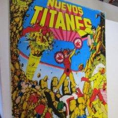 Cómics: LOS NUEVOS TITANES CONTIENE LOS NºS. 26,27,28,29,30 EDICIONES ZINCO ESPECIAL Nº 6. Lote 150026606