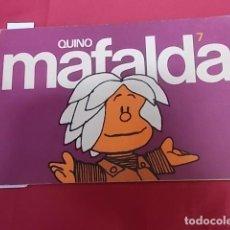 Cómics: MAFALDA. Nº 7.QUINO. EDITORIAL LUMEN.. Lote 150032862