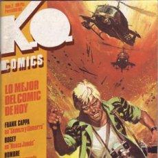 Cómics: KO CÓMICS- Nº 2 - FRANK CAPPA-HOMBRE-BOGEY- 1984- GRAN CALIDAD- BUENO-DIFÍCIL- LEAN- 0154. Lote 150115362