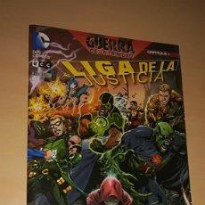 Cómics: LIGA DE LA JUSTICIA Nº 21 LA GUERRA DE LA TRINIDAD - ECC - DC COMICS NUEVOS 52. Lote 150169410