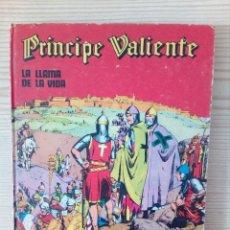 Cómics: PRINCIPE VALIENTE - LA LLAMA DE LA VIDA - NUMERO 4 - BURU LAN - 1972. Lote 150174770